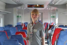 Половину пассажирских поездов обеспечат Wi-Fi до конца года