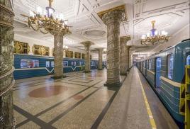 Питерское метро обзаведется Wi-Fi в феврале 2017 года