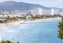 Самый дорогой курорт августа находится в Испании