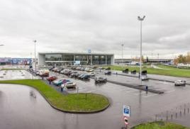 """В аэропорту """"Стригино"""" новая схема движения автотранспорта, отвечающая современным требованиям безопасности"""